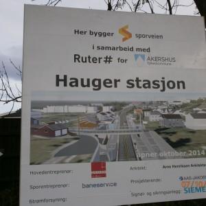 Haugar - Kolsåsprosjektet.
