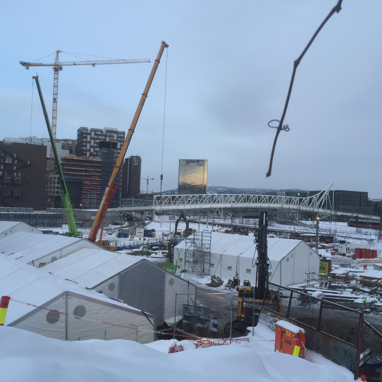 Oslo sentralbanestasjon